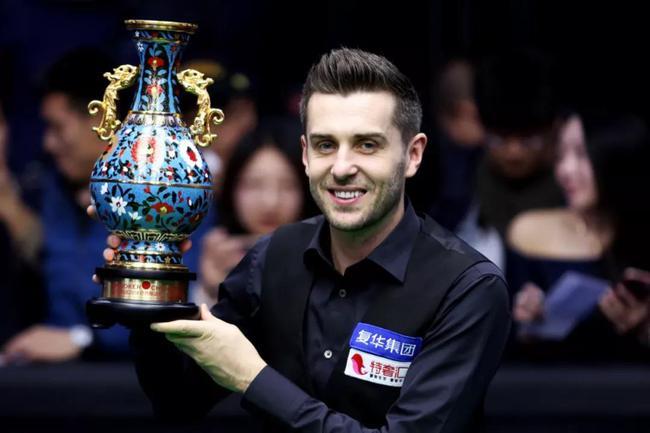 中国公开赛冠军奖金高达225,000英镑