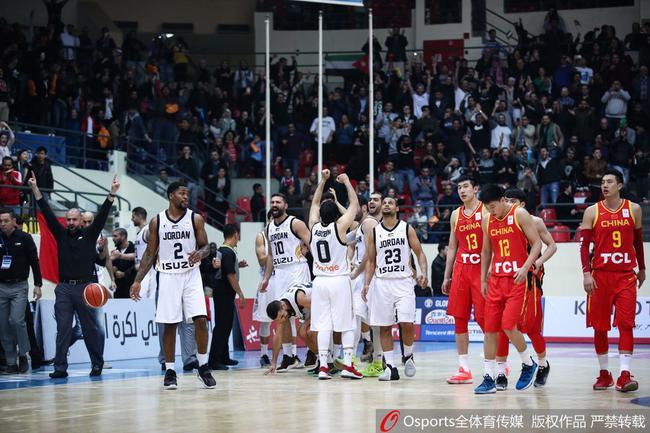 中国队遭遇一场完败
