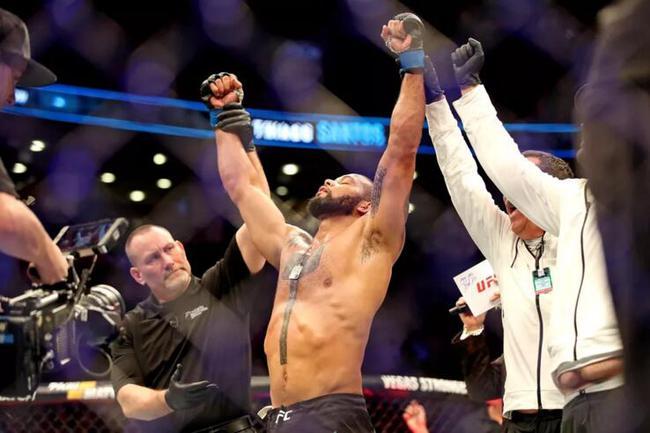 UFC格斗之夜145:桑托斯TKO布拉乔维奇取4连胜