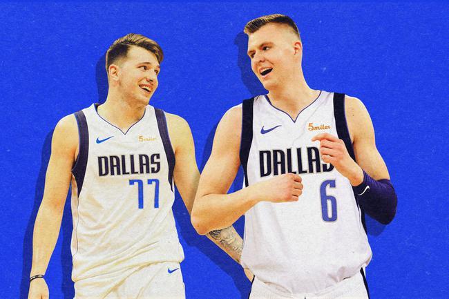 当今NBA外籍球星二人组top5:独行侠双核领衔