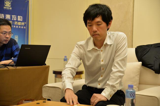 韩国棋手李昌镐九段