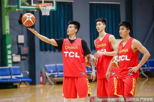 中国男篮是世界杯小组抽签的种子队