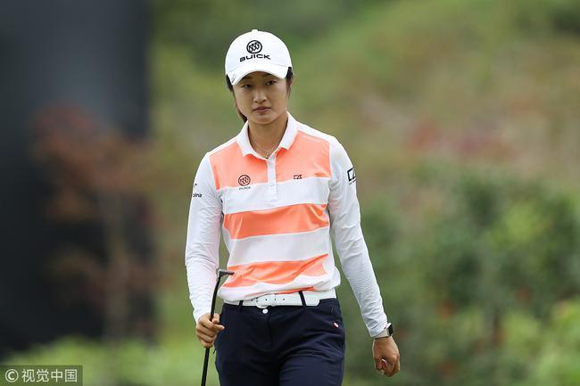 刘钰首次在LPGA巡回赛取得领先