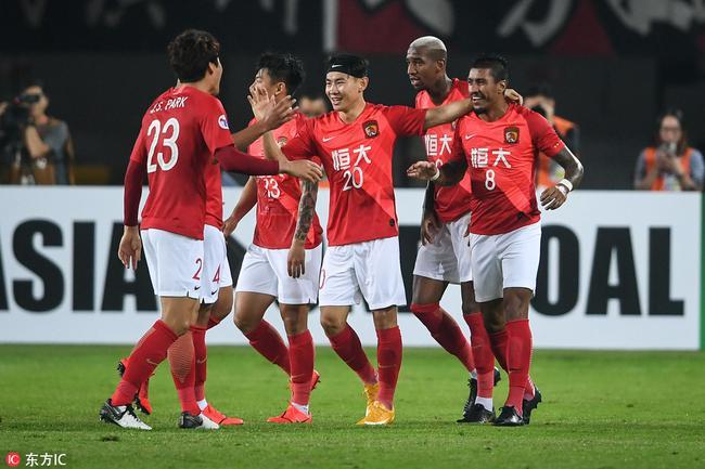亚冠-保塔联手破门于汉超两助 恒大2-0广岛开门红