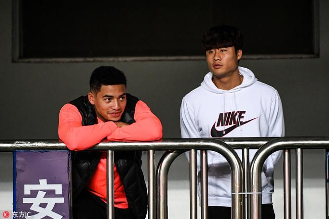 布朗宁和朴志洙联赛也会获得机会