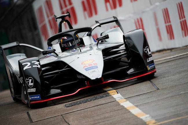 FE香港站FP1:日产车队罗兰德圈速最快