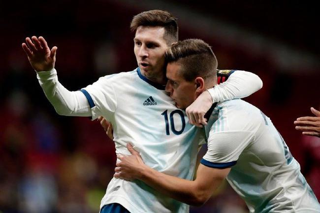 阿根廷记者称阿根廷与梅西约定不会出战与摩洛哥的友谊赛