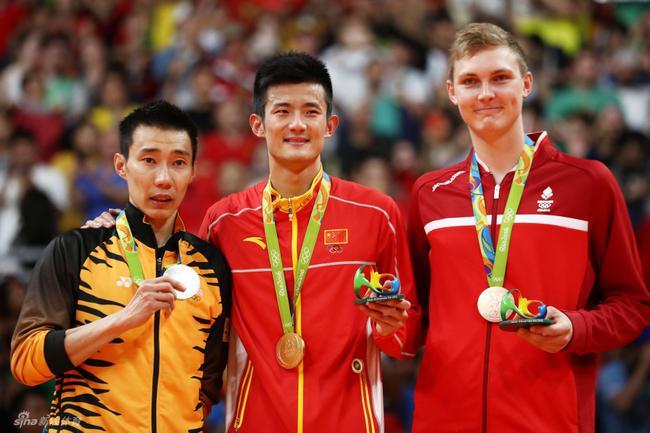 里約奧運會男單三甲