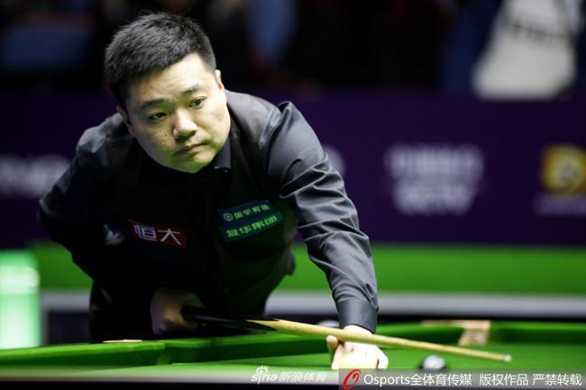 斯諾克世錦賽20日開杆 丁俊暉等6名中國選手參賽
