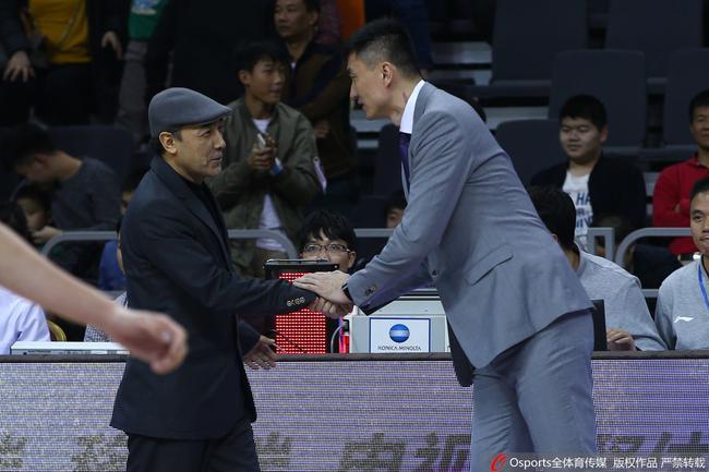 阿的江和杜锋,两位新疆籍主帅会师总决赛