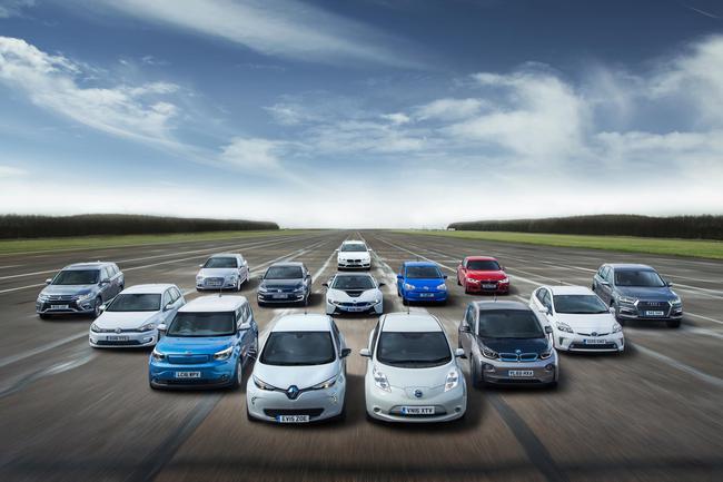 汽车厂商仍大举投资电动汽车