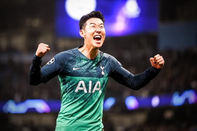 球迷票选韩国最佳球员 孙兴慜力压1传奇球星