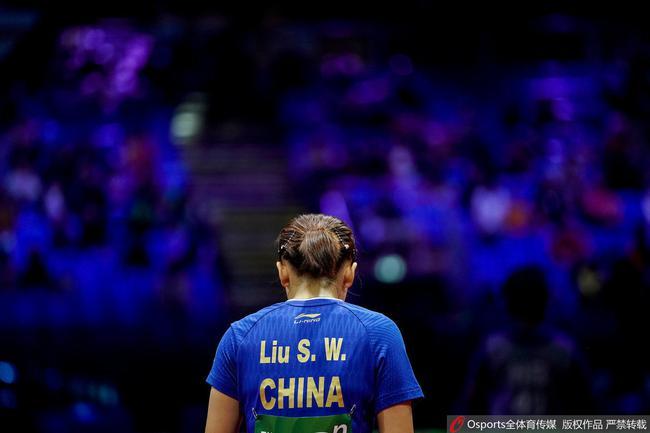 有一种坚持叫刘诗雯