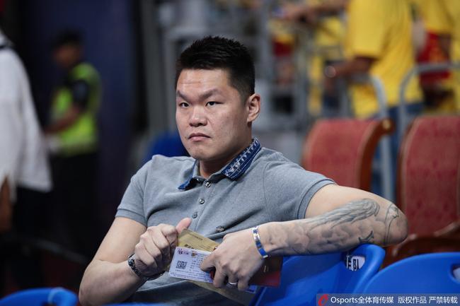 广东总经理朱芳雨