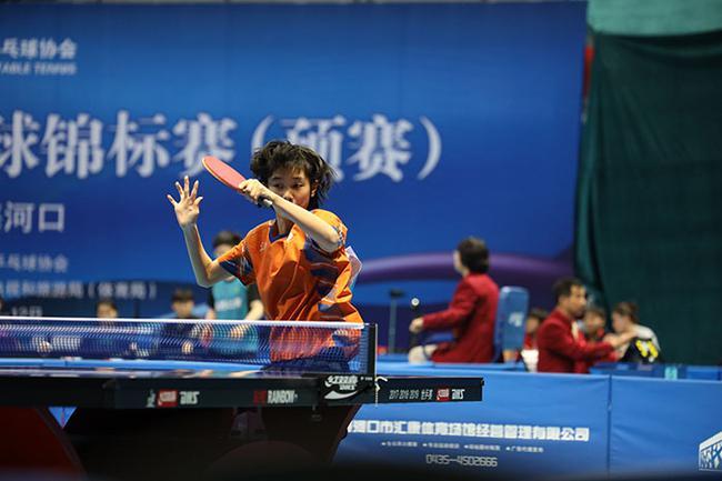 预赛乒乓球锦标赛(全国)落幕滑翔机v预赛时针顺原理图片