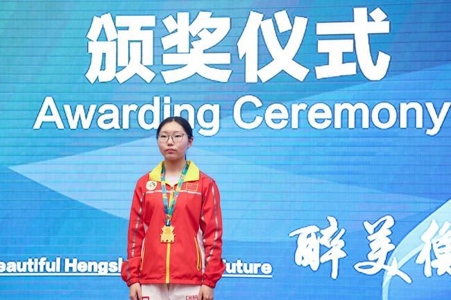 中国棋手塞娅夺得智力行家赛国跳女子快棋冠军