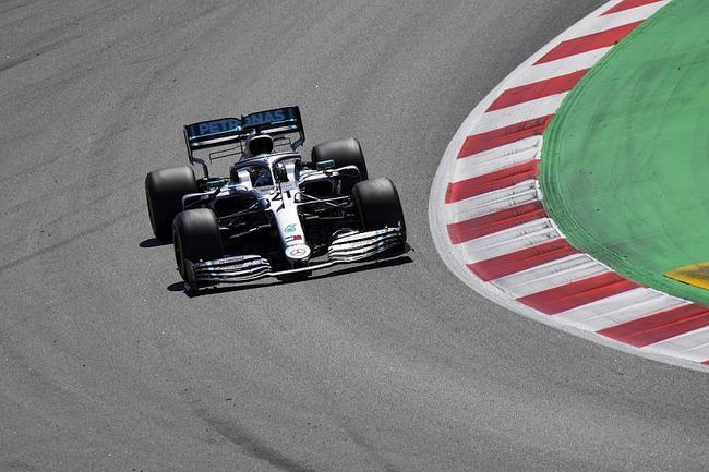 F1巴塞罗那季中试车次日终结