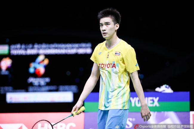 独家:泰国华裔选手王正干改名 请叫他王高伦!