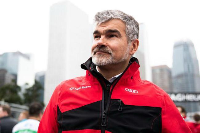 奥迪赛车活动主管迪特尔-添斯
