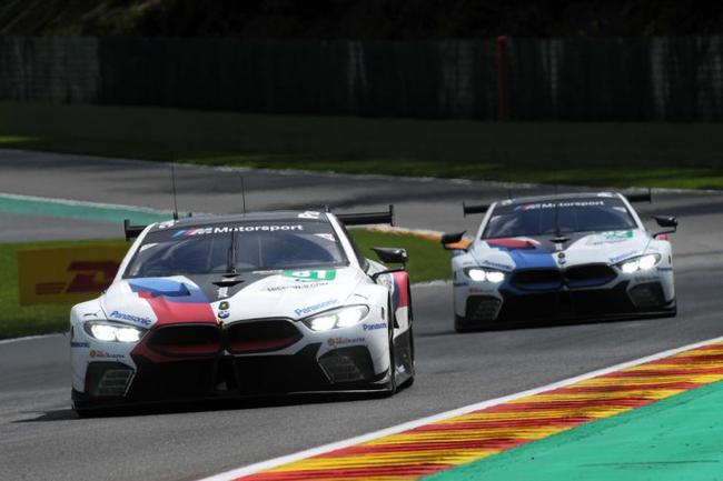 BMW Team MTEK车队在WEC