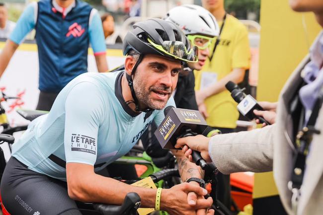 前环法总冠军奥斯卡·佩雷罗批准赛前采访