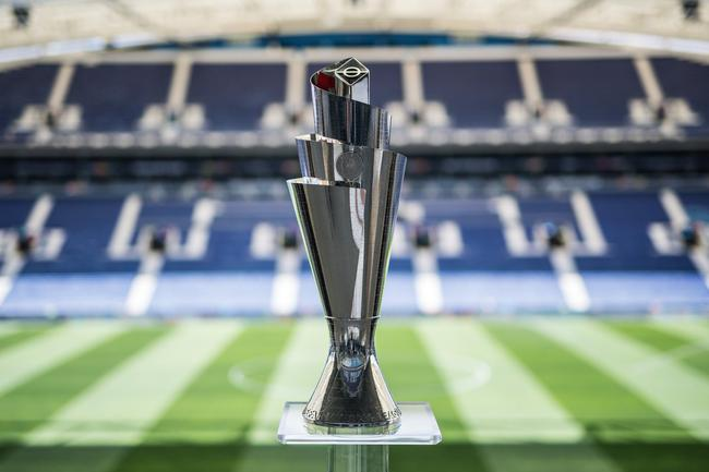 欧洲国家联赛奖杯