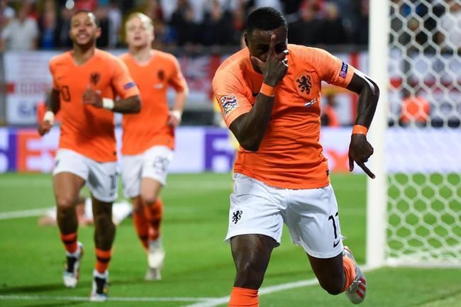 荷兰3-1逆转胜英格兰