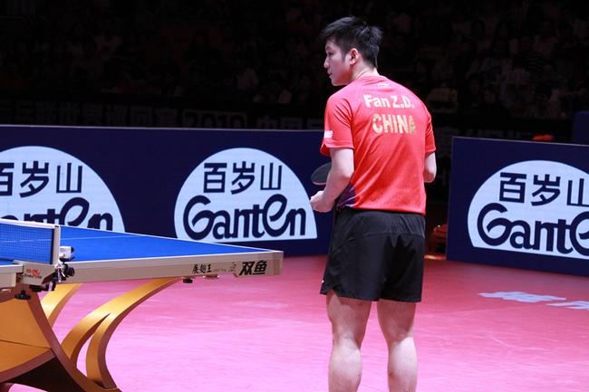 乒乓球中国公开赛圆满落幕 总奖金高达40万美元