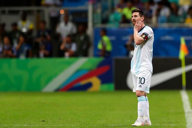 阿根廷始战0-2贪污