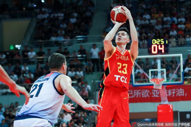关键篮板杀死比赛!他在场时中国男篮净胜16分_lol竞猜平台
