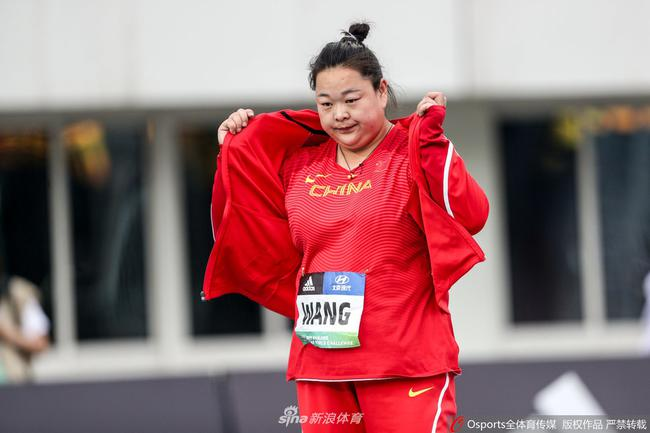 田联挑战赛王峥链球收成第十一冠
