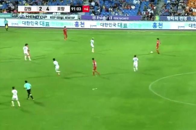 史上最惊天逆转or韩国人踢假球?71分钟起0-4变5-4