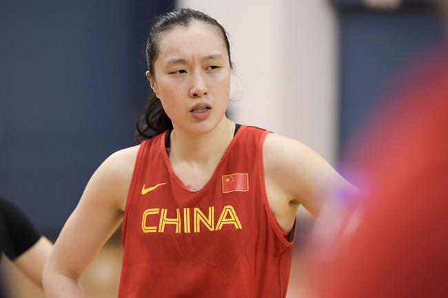 明尼苏达山猫宣布裁掉邵婷 将回国备战亚洲杯