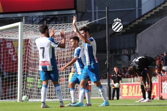 热身赛-武磊替补制造点球 西班牙人3-1逆转客胜