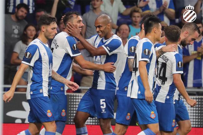 武磊创造了西班牙人的第4粒进球