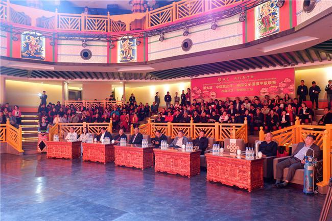 女子围甲首进西藏 林建超:女棋手抓住机会锻炼 第7张