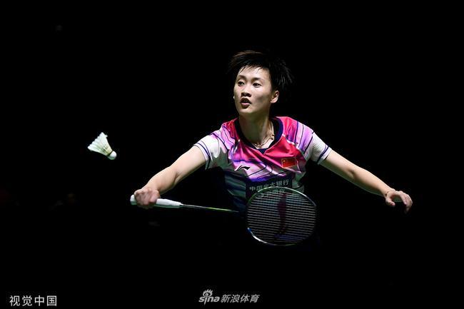羽毛球东京奥运会测试赛 国羽单打项目战绩堪忧