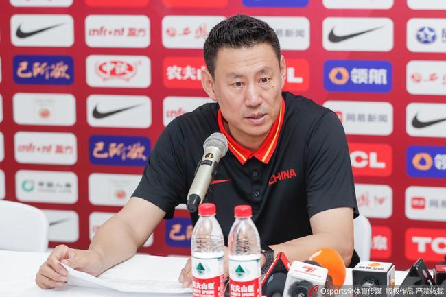 中国男篮8月集训名单