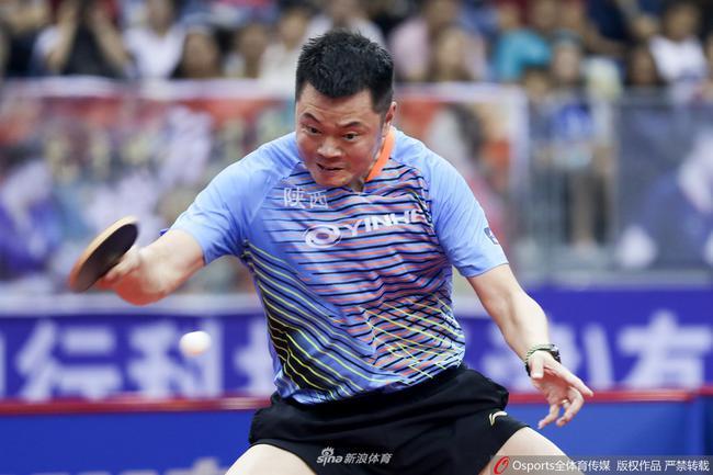 全錦賽侯英超4-0橫掃王楚欽 時隔19年再奪冠軍