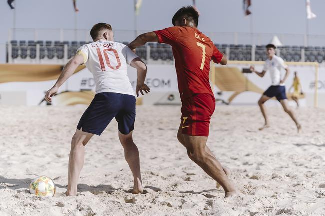 NEOM沙滩运动会