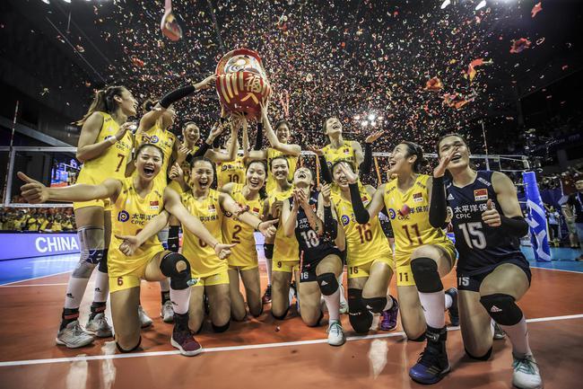 女排亚锦赛小组赛完整赛程 中国女排18日献首秀