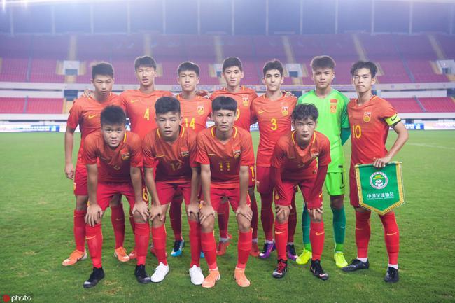 金山杯-中国U15队3-0迎开门红 次战对阵澳洲U15