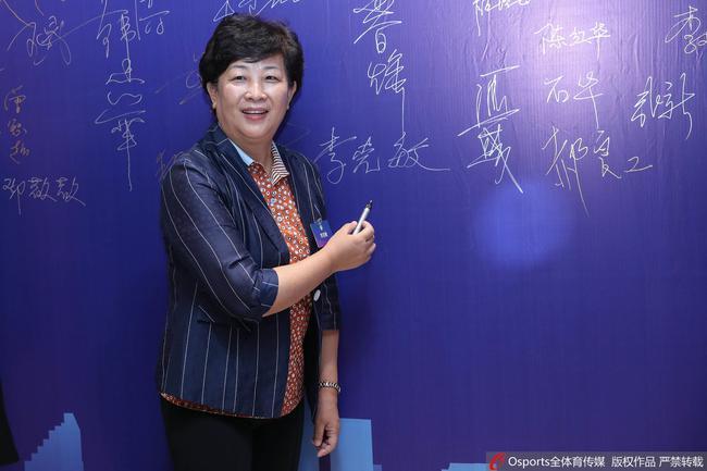 天津体育局局长:让更多人参与足球 成为示范城市
