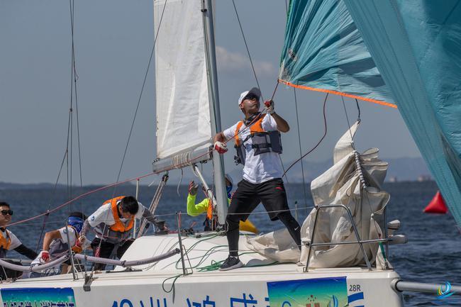 第四届中国大弟子帆船赛终结 厦门城市做事学院夺冠
