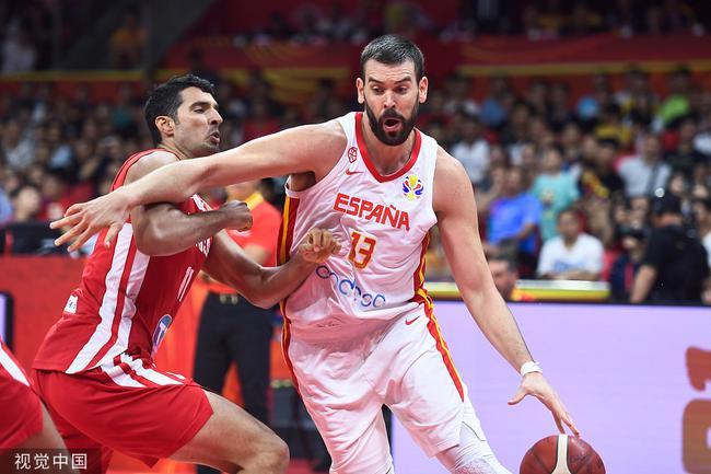 西班牙和塞尔维亚均展露争冠实力