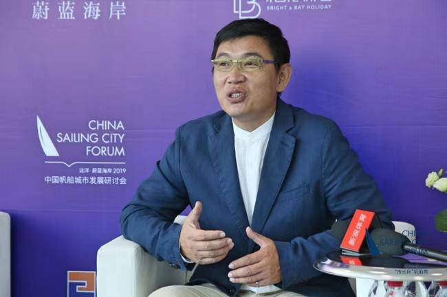 李小桓:通过视频学会帆船是可以受益一生的运动