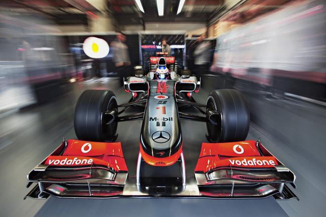 迈凯伦能够从挣扎中的威廉姆斯车队手中拿到梅奔引擎相符同