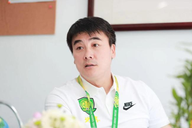 李明:今年无论是否夺冠 国安下赛季目标还是冠军