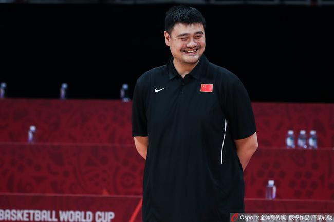 推荐:中国篮球将迎来新时代姚明还会是代名词?