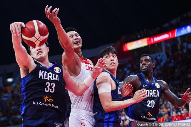 郭艾伦绝命三分!中国险胜韩国 保住奥运